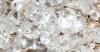 Edelsteinsplitter Bergkristall