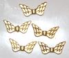 Flügel antikgold