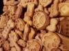 Vegetarischer Hundekeks BIO Möhre   frisch und lecker ohne Konservierungsstoffe
